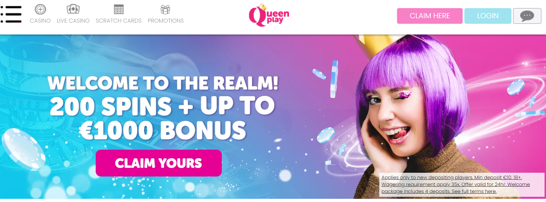 Queen Play Test April 2021